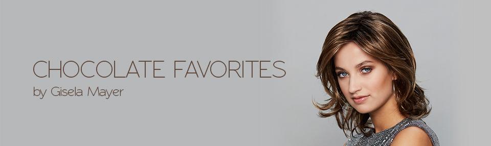 Gisela Mayer Chocolate Favorites